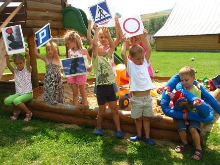 Agroturystyka - dzieci