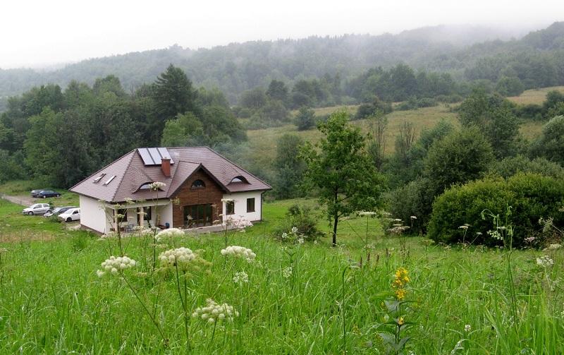 Buczynowa Dolina - polecane miejsce w Beskidzie Niskim