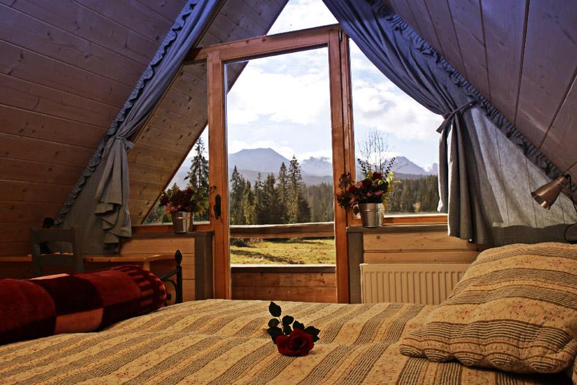 Tajgołka - domki w górach dla rodzn z dziećmi