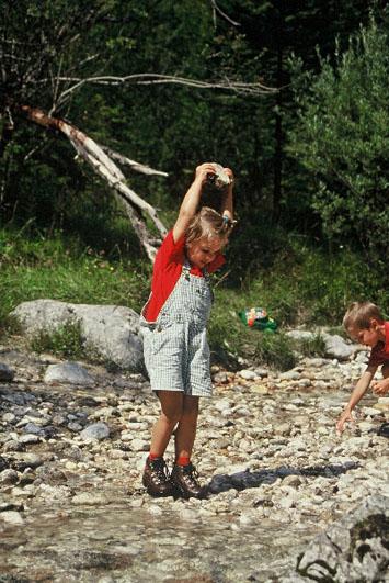 Co zabrać w góry dla dziecka?