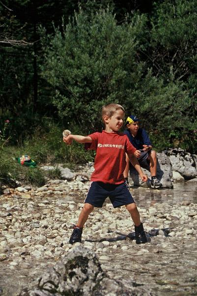 Bezpieczeństwo dziecka w górach