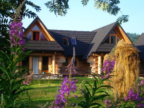 Tajgołka - domki w Tatrach dla rodzin z dziećmi