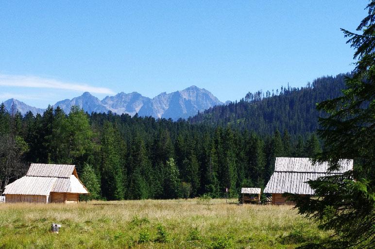 Tatrzańskie doliny z dzieckiem