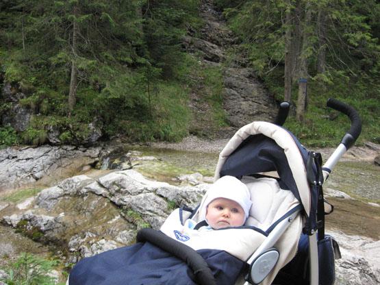 Tatry z wózkiem - Dolina Kościeliska