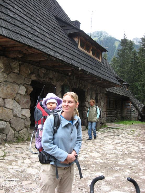 Wakacje z niemowlakiem w górach