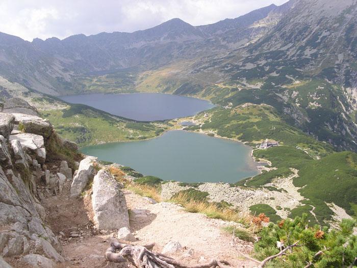 Tatrzańskie pejzaże - zapierają dech