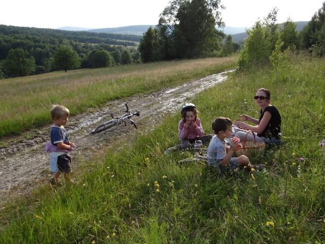 Wypoczynek z dziećmi w Beskidzie Niskim