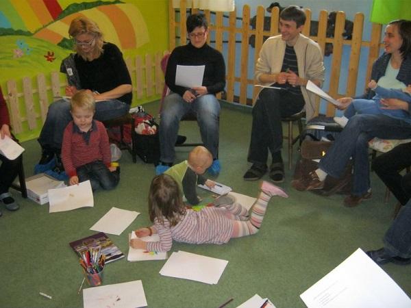 Warsztaty Wspierający Rodzic - Rodzina w Harmonii
