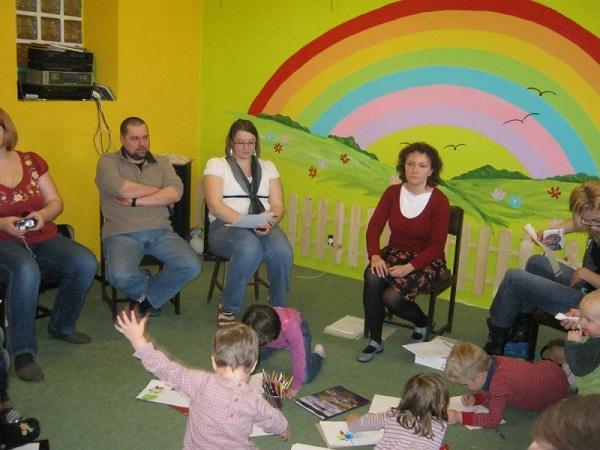 Warsztaty dla rodziców z dziećmi