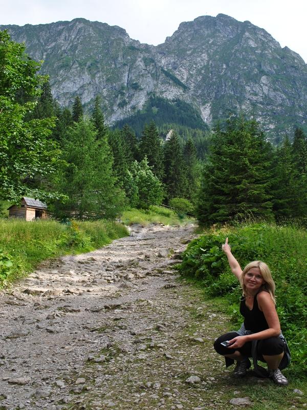 W Tatrach - góry z dzieckiem