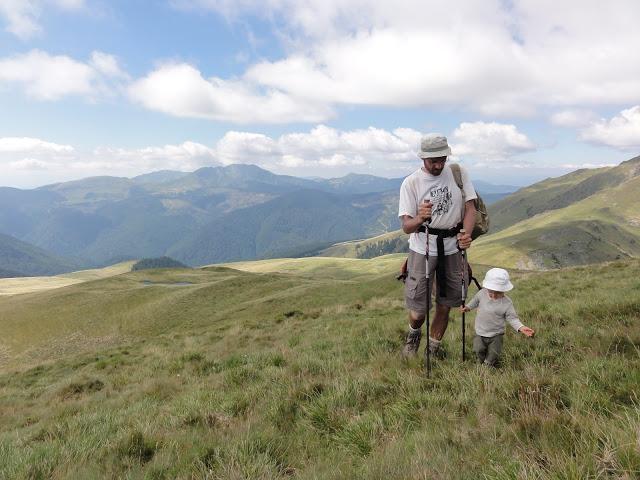 W górach z dzieckiem - rumuńskie połoniny