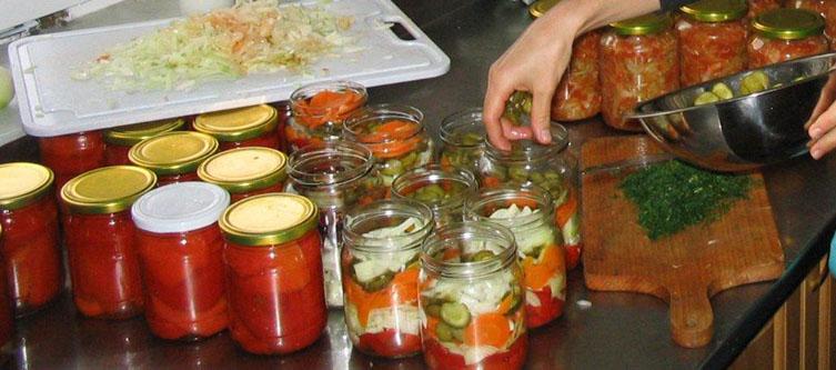Agroturystyka domowe przetwory