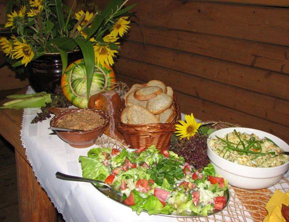 Agroturystyka domowa kuchnia