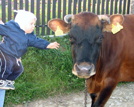 Agroturystyka dla dzieci