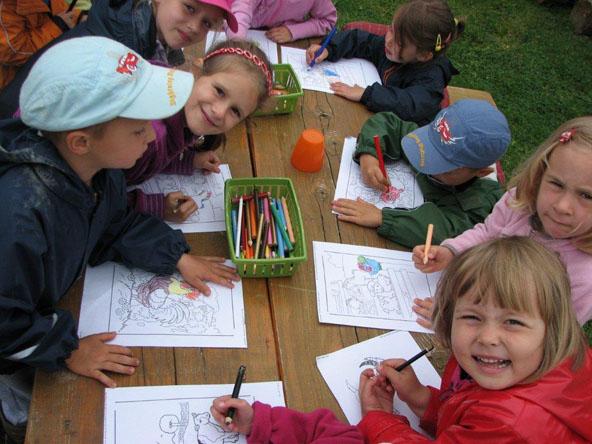 Agroturystyka atrakcje dla dzieci