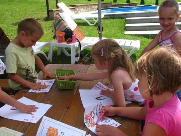 Agroturystyka zajęcia dla dzieci