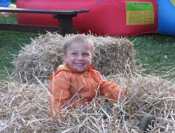 Agroturystyka z dzieckiem