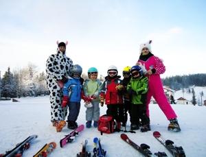 narciarskie przedszkole eskimoski