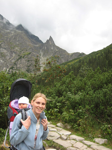 Wakacje z dzieckiem w górach